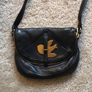 "Marc by Marc Jacobs Black ""Bird"" Crossbody"